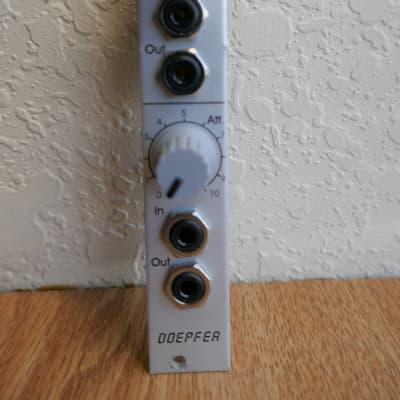 Doepfer A-183-1 Dual Attenuator