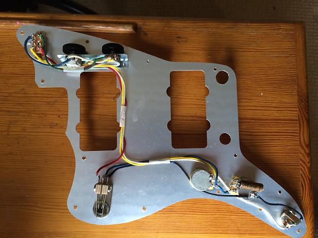 Deluxe Vintage Correct Jazzmaster Wiring Harness Reverb