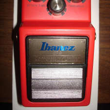 "Ibanez CP9 Compressor Limiter 1981 ""Red"""