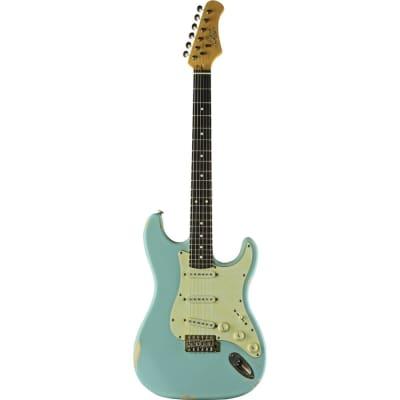 Eko S300 Relic Daphne Blue for sale