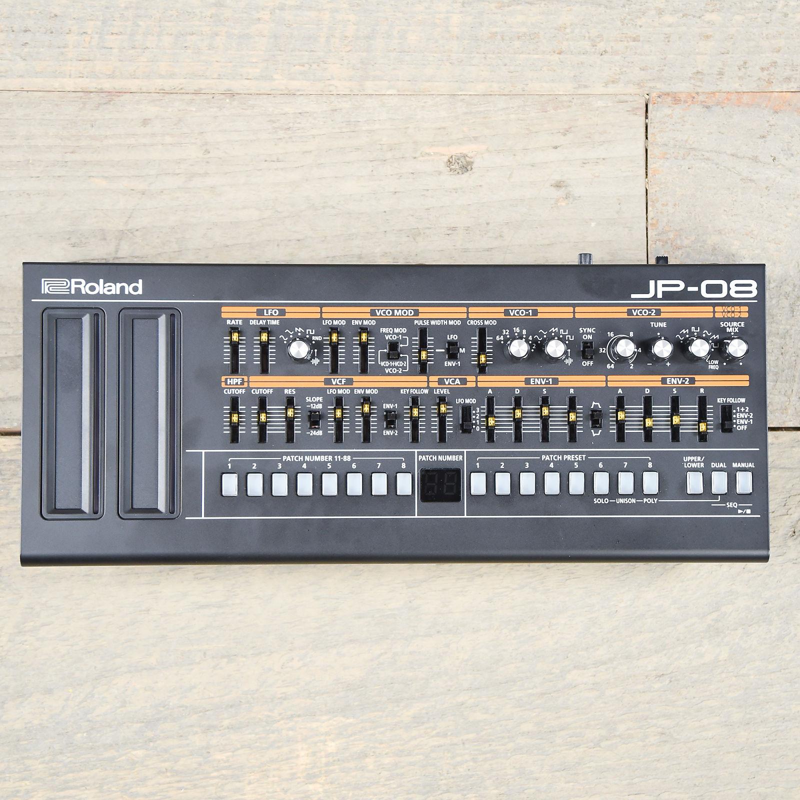 Roland Boutique JP-08 Sound Module USED