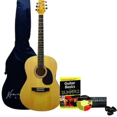 Acoustic Guitar for Dummies starter set beginner pack for sale