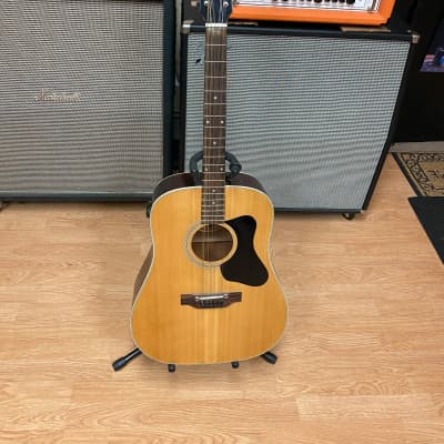 Vintage Madeira by Guild A-12 1970s 12 String Acoustic Guitar for sale