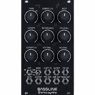 Erica Synths Bassline Module