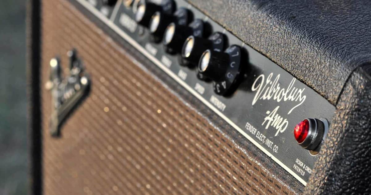 A Guide to Blackface-Era Fender Amps