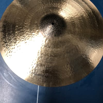 """Sabian 21"""" HH Raw Bell Dry Ride Cymbal"""