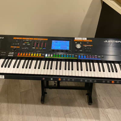 Roland Jupiter 80 Synthesizer (Sean Hopper Private Collection) (Pre-Owned)