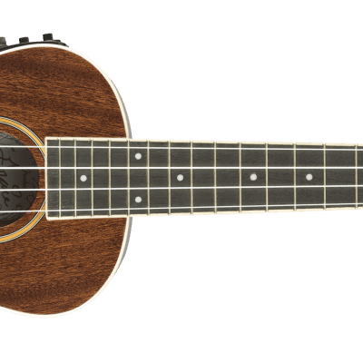 Fender Grace Vanderwaal Signature Uke, Walnut Fingerboard, Natural - Ships FREE Lower 48 States!