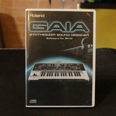 Roland Gaia Sound Designer Software 2010 John S Gear Reverb