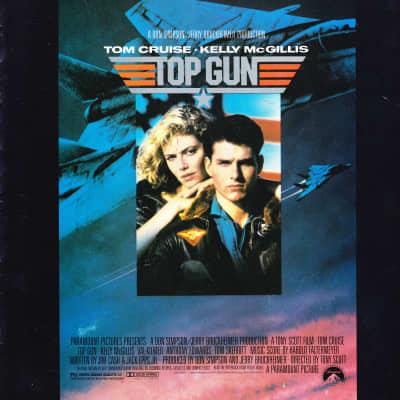 Paramount Danger Zone Sheet Music From Top Gun