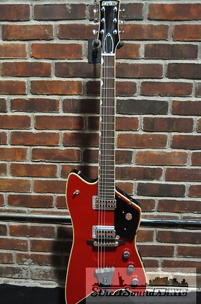 Gretsch G6199 Billy Bo Jupiter Thunderbird Red Guitar Reverb