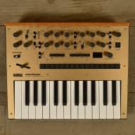 Korg Monologue Monophonic Analogue Synthesizer Gold MINT