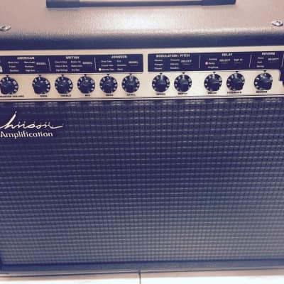 Johnson JM60 Marquis El. Guitar Amp RARE Amplifier Old Stock Make your offer! for sale