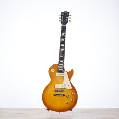Gibson Les Paul Studio '60s Tribute T P90 2016 Satin Honey Burst (Factory Demo)