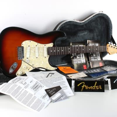 Fender Strat Plus 1996 Sunburst Excellent condition for sale