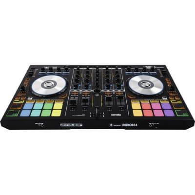 Reloop Mixon4 4-Channel Serato DJ Controller (Open Box)