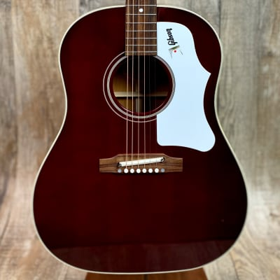 Gibson 60's J-45 Original Wine Red w/case