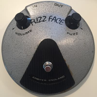 Arbiter Fuzz Face 1966 Silver NKT275 Germanium for sale