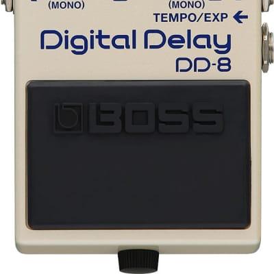 Boss DD-8 Digital Delay Guitar Effect Pedal