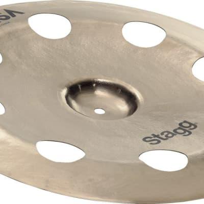 "Stagg 18"" Bright Responsive Sensa Orbis China Cymbal - SEN-CH18O"