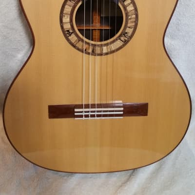 John Blanchard classical Spruce top for sale