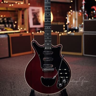 Guild 1993 'Brian May' Signature BM01 Pro Electric Guitar - Rare & Mint ! for sale