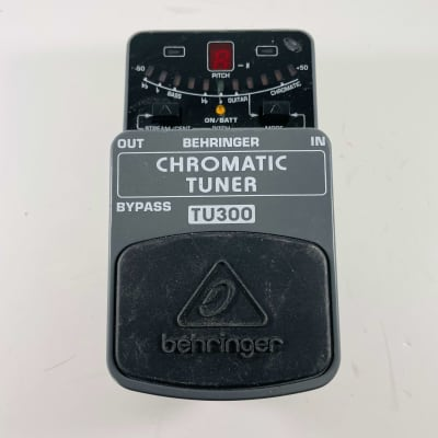 Behringer TU300 Chromatic Tuner *Sustainably Shipped* for sale