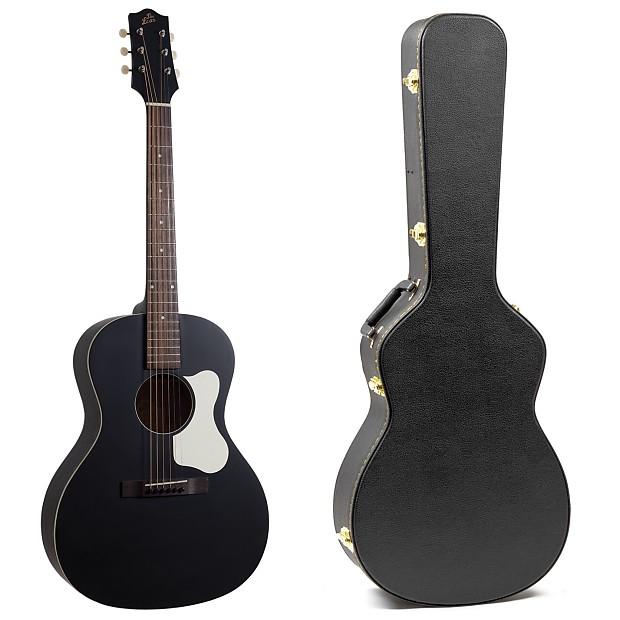 the loar lo 14 tbk flat top guitar solid top l 00 satin reverb. Black Bedroom Furniture Sets. Home Design Ideas