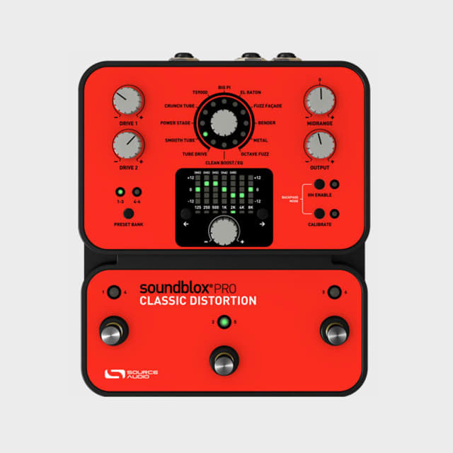 Source Audio Soundblox Pro Classic Distortion image