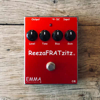 EMMA Electronic ReezaFRATzitz Overdrive/Distortion V1