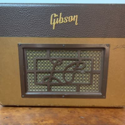 Gibson GA-40 1953 Brown Les Paul Vintage