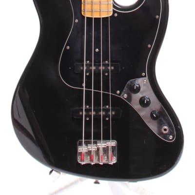 2000 Fender Jazz Bass '75 Reissue black for sale