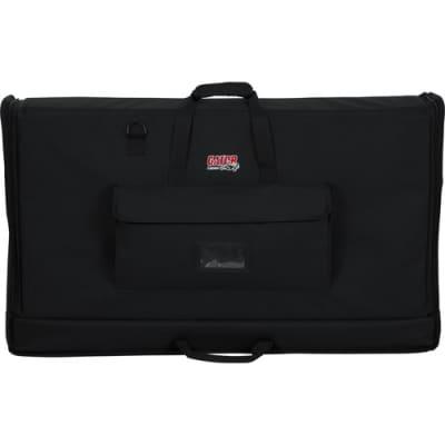 "Gator G-LCD-TOTE-LG Large Padded 40-45"" LCD Monitor Transport Bag"