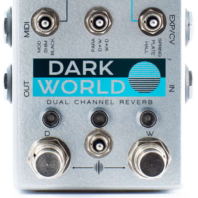 NEW! Chase Bliss Audio Dark World - Dual Channel Reverb FREE SHIPPING