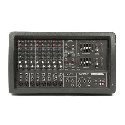 Mackie 408M 8-Channel 500-Watt Powered Mixer
