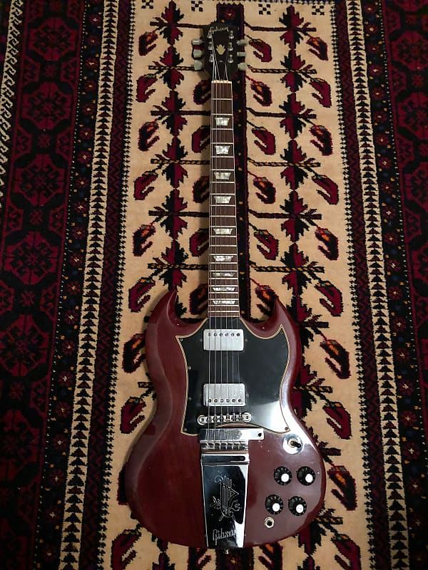 1969 Gibson SG Standard | Awesome Guitars | Reverb