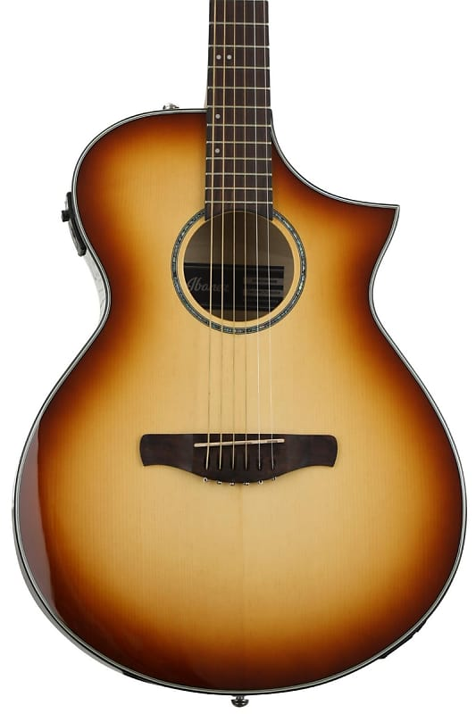 Ibanez AEWC300-NNB AEWC Electro Acoustic Natural Brown