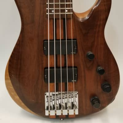 Ransom Guitars Rare Pre-Owned Dan Ransom Custom Neck Through 5-String Electric Bass w/Bag for sale
