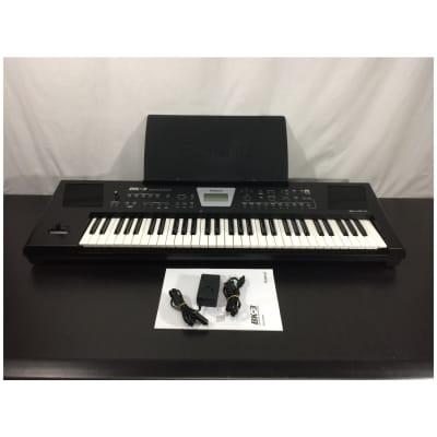 Roland BK-3-BK Arranger, Backing Keyboard with Built-in Sound System - Customer Return