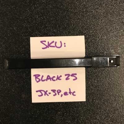Roland Replacement Black key for Juno-6/60, Jupiter-6/8, SH-101, VK-09, JX-3P 1983 Black