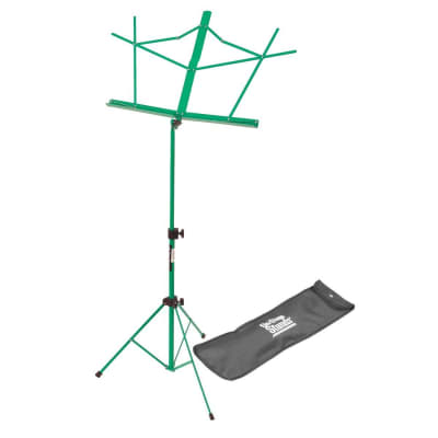 On Stage SM7122GRB Green music stand
