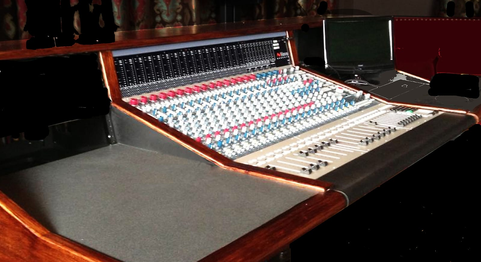 AMS Neve Genesys G32 • 32 Input x 16 Fader • 1073 Mic Pres • LOADED • NEW in Crate • FULL Warranty