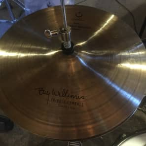 "Istanbul Mehmet 14"" Tony Williams Tribute Hi-Hat Cymbals (Pair)"
