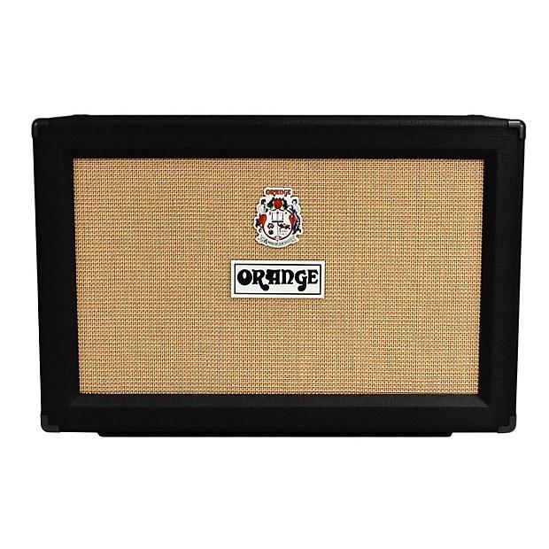 orange ppc212 c guitar speaker cabinet 120 watts reverb. Black Bedroom Furniture Sets. Home Design Ideas