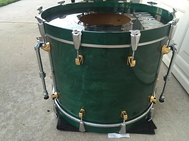 yamaha maple custom drum set kit excellent used drums for reverb. Black Bedroom Furniture Sets. Home Design Ideas