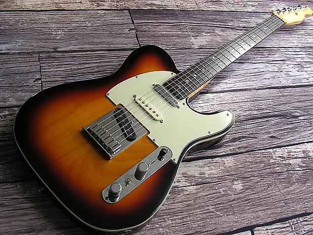 Fender American Deluxe Telecaster : 1998 fender american deluxe nashville telecaster reverb ~ Hamham.info Haus und Dekorationen
