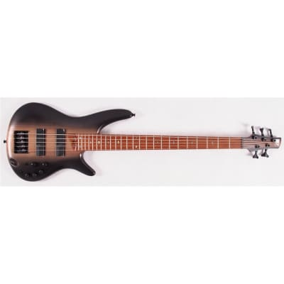 Ibanez SR505E Standard Bass, 5 String, Surreal Black Dual Fade for sale