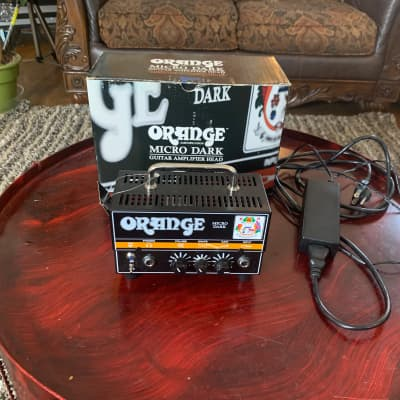 Orange  Micro Dark Guitar Amp Head hybrid