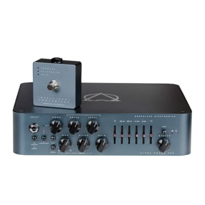 Darkglass Electronics Alpha-Omega 900 900-Watt Bass Head