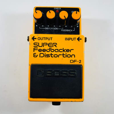 Boss DF-2 Super Feedbacker and Distortion